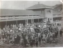 Lyttelton School, 1940s